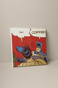Large Canvas Prints, Batman Robin, D1, Store, Natural, Artist, Larger, Artists, Nature