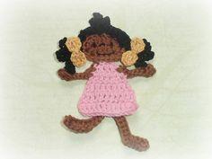 Applikation Naomi von Zucker-Wolle auf DaWanda.com