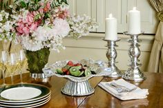 Beatriz Ball  Hand crafted serving pieces for the home