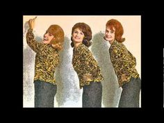 """The Angels - Thank You And Good Night - Two """"Jersey"""" girls founded the group that came to be known as the Angels: Barbara (Bibs) Allbut Brown and sister, Jiggs Allbut Sirico, formed the group in 1961. Their big hit was My Boyfriend's Back"""