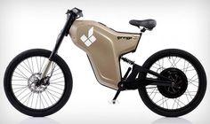 Wauw! We hebben ondertussen al een aantal dope e-bikes voorbij zien komen, maar die komen allemaal…