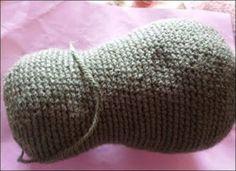 Ingyenes Horgolás Leírások: SÜSÜ leírás Crochet Patterns Amigurumi, Knitted Hats, Knitting, Crochet Stuffed Animals, Tutorials, Creative, Tricot, Breien, Stricken