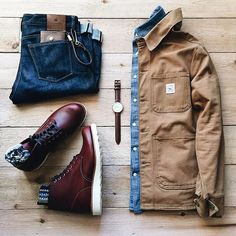 Casual guy style