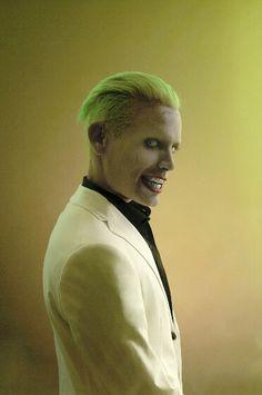 Joker, Jared Leto; fan art. (Batman)