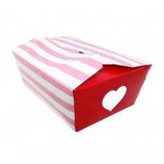Whether you're hosting a picnic on the beach or a feast in the garden, these unique cardboard food boxes are perfect for the job.  They are simple to use, wax lined, robust and not too large for small hands.  Any uneaten food can be easily taken home. 12 pack. Available at www.lovetheoccasion.com.au