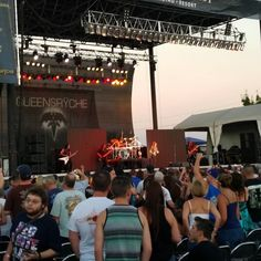 Another great night at Thunder Valley