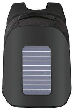 XTPower Hiking Solar Backpack with Removable 7 Wall Solar Panel for Smart Phones Tablets Bluetooth and GoPro devices in Navy Green GPS