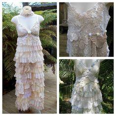 wonderful beach dress!! Lillys Lace