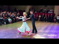La comparsita tango line dance youtube dancing for Youtube danse de salon