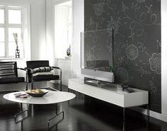 17. A completely transparent, gorgeous TV