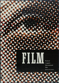 ♥ Fritz Bühler (Swiss, 1909–1963), 1945, Film/Festival Congres International Bale