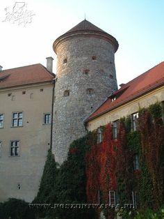 Zamek Pieskowa Skała w Sułoszowa, Województwo małopolskie