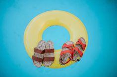 Totally tubular ✌️🐻🐾 Shop Pinatex Sandals: bearpaw.com/ #LiveLifeComfortably #BearpawStyle