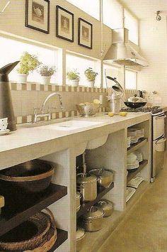 cocinas a base de cemento #cocinasrusticascemento #decoraciondecocinasrusticas