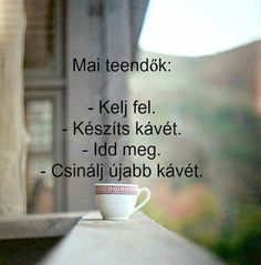 Coffee Love, Coffee Break, Humor, Funny, Quotes, Facebook, Quotations, Humour, Funny Photos