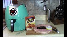 Shake N Bake Air Fried Ham Steak