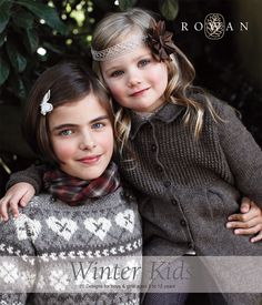 Winter Kids by Rowan