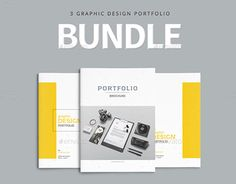 "Check out new work on my @Behance portfolio: ""Graphic Design Portfolio Template - BUNDLE"" http://be.net/gallery/49848273/Graphic-Design-Portfolio-Template-BUNDLE"