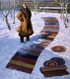 Artist Igor Belkovsky. Part 2 .. Discussion on LiveInternet - Russian Service…