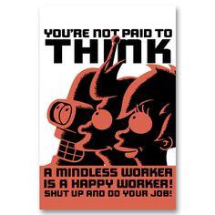 $5.26 - Futurama Funny Cartoon Canvas Poster Art Prints Wallpaper 8X12 24X36 Inch 04 #ebay #Collectibles