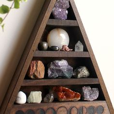 Empty Moon Phase Shelf - NEW | Stone & Violet [[someone make this for me!!!]]