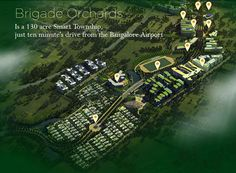 Brigade Orchards Bangalore – Exclusive Offers by Auric Acres Real Estate Brokers – Real Estate Projects in India -  http://www.auric-acres.com/brigade-orchards-bangalore/