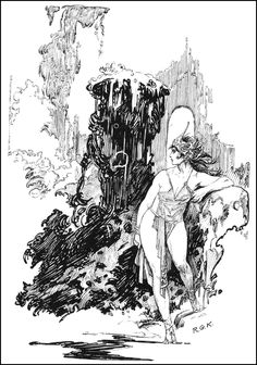 Tales of Three Planets by  Rog G Krenkel