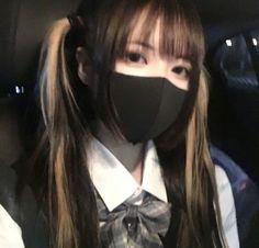 Hair Inspo, Hair Inspiration, Japan Girl, Japan Japan, Cute Korean Girl, Aesthetic Hair, Cute Makeup, Grunge Hair, Ulzzang Girl