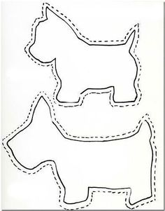 Символ года собака своими руками — Нашими руками