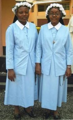 On December 7, Sr. Mary Carmelita and Sr. Alice Mary professed their perpetual vows in Umuihi, Nigeria