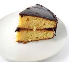 Don't bother with the boxed yellow cake mix. When you see how easy this cake is to mix up, and how s...