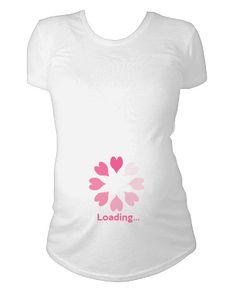 Baby Loading Maternity TShirt by SunDogShirts