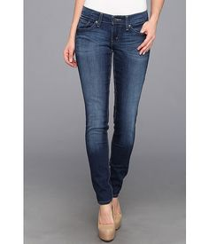 Levi's® Juniors 524™ Skinny Royal Blue - Zappos.com Free Shipping BOTH Ways