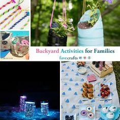 22 Quarantine Friendly Backyard Activities Easy Preschool Crafts, Yarn Crafts For Kids, Preschool Art Activities, Recycled Crafts Kids, Paper Plate Crafts For Kids, Christmas Crafts For Toddlers, Valentine Crafts For Kids, Summer Crafts For Kids, Diy For Kids