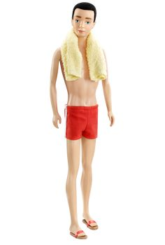 Original Ken Doll.  Had to buy this to go with my vintage repro Barbie :)