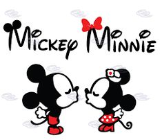minnie y mickey - Buscar con Google