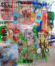"Saatchi Online Artist ziegler pierre; Painting, ""CDB - Neptune"" #art"