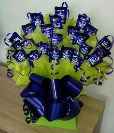 Cadbury's Freddo Frog Chocolate Bouquet