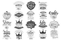 Taylor Shop Vintage Stamp Collection by TopVectors on @Graphicsauthor