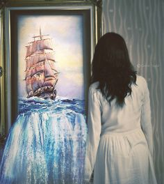 Reminds me of Dawn Treader