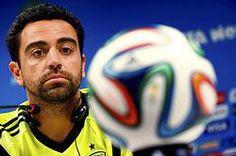 Xavi abandona el Barcelona