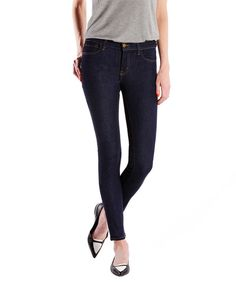 seemingly the perfect pair of jeans and they don't stretch out - $105 by Industry Standard