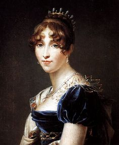 Hortense de Beauharnais by François Gérard        Bookmark this member
