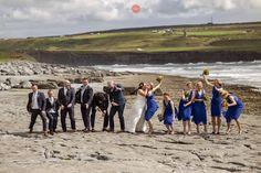 Mrs Redhead - Professional Artistic Wedding Photography in the West of Ireland Ireland Wedding, Irish Wedding, West Coast Of Ireland, Elo, Unique Weddings, Redheads, Dolores Park, Wedding Photography, Hairstyles