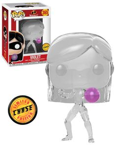 Funko POP! Disney Pixar Incredibles 2 #365 Violet - Chase Limited Edition - New, Mint Condition.  https://www.ebay.com.au/itm/232757477987  OR https://www.supportivepc.com  #Funko #FunkoPop #Incredibles2 #Disney #Collectibles