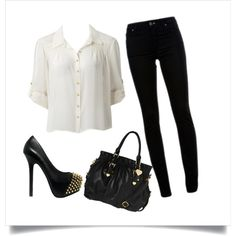 """""""Elegancia"""" by happy-orsi on Polyvore"""