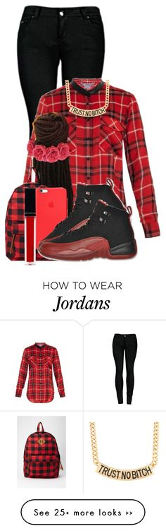 """""""If You Got Eyes, Look At Me Now B^tch"""" by aniahrhichkhidd on Polyvore featuring 2LUV, Vince, Forever 21 and Witchery"""