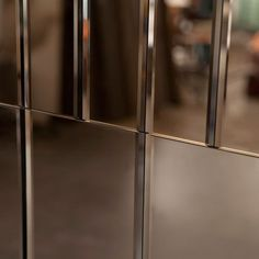 mirror wall panel wall elevation texture pattern pinterest w nde wandgestaltung und b ren. Black Bedroom Furniture Sets. Home Design Ideas