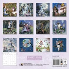24 Best Fairy Calendars Images In 2019 Wall Calendars Calendar