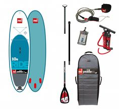 """Red Paddle 10'8"""" Ride"""